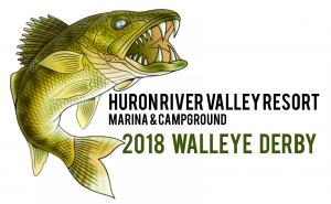 Walleye Derby @ Huron River Valley Resort: Marina & Campground